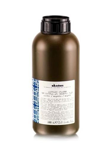 Davines Alchemıc Şampuan Sılver 1000 Ml Renksiz